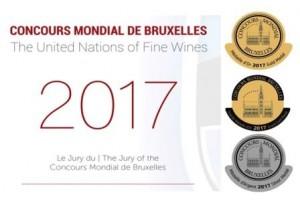 Bulgarije in de Top 10 medaille-winnende wijnlanden op Concours Mondial de Bruxelles 2017